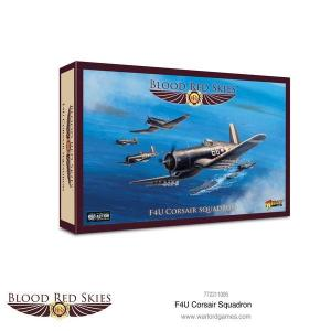 Blood Red Skies - F4U Corsair Squadron