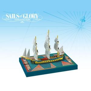 Sails of Glory - Hermione 1779