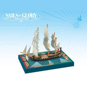Sails of Glory - Proserpine 1785