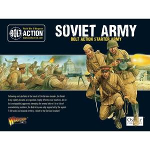 Bolt Action - Soviet Starter Army