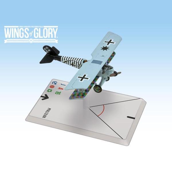 Wings of Glory WW1 - Pfalz D.IIIa (Holtzem)