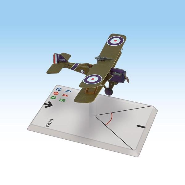 Wings of Glory WW1 - RAF SE.5 (Bishop)