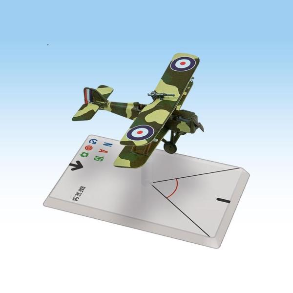 Wings of Glory WW1 - RAF SE.5a (Dallas)