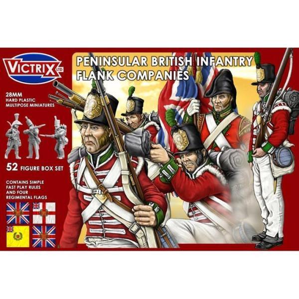 British Peninsular Infantry Flank Companies