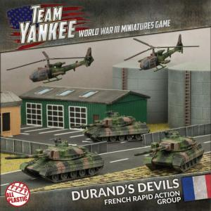 Team Yankee - Durand's Devils (Plastic Army Deal)