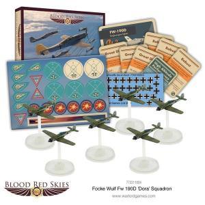 Blood Red Skies - Fw 190 Dora squadron