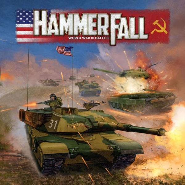 Team Yankee - Hammerfall Starter Set VF