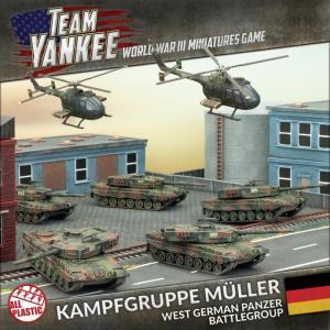 Team Yankee - Kampfgruppe Muller