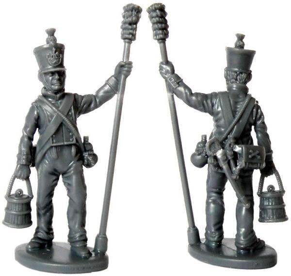 Napoleonic French Artillery 1812-1815