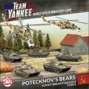 Team Yankee - Potecknov's Bears VF