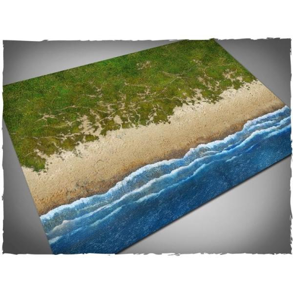 Game mat - Beach - Mousepad 120x180
