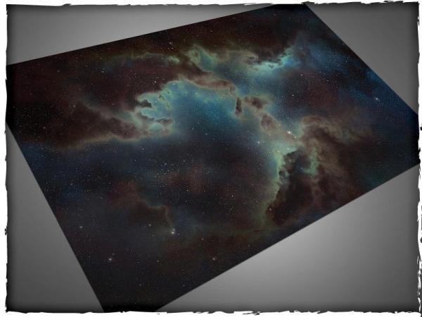 Game mat - Deep Space - Mousepad 120x180