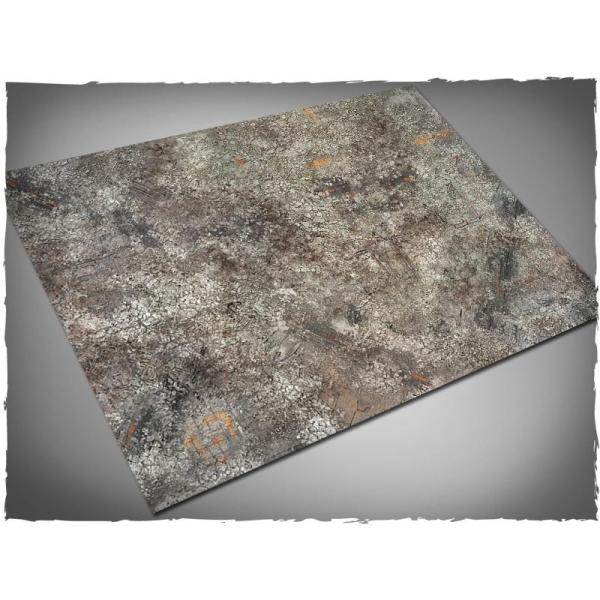 Game mat - Urban Ruins - Mousepad 120x180