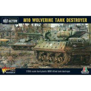 Bolt Action - M10 Tank Destroyer/Wolverine