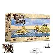 Black Seas - scenery pack