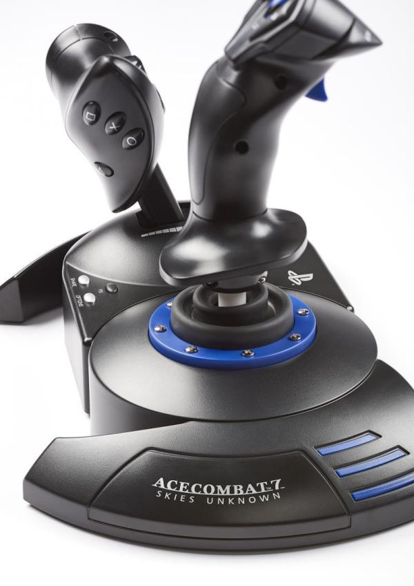 THRUSTMASTER Joystick T-FLIGHT HOTAS 4 ACE COMBAT 7 EDITION