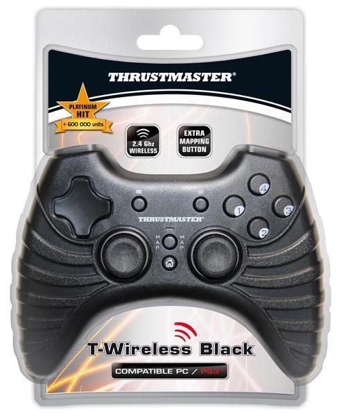 THRUSTMASTER t-wireless black