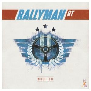 Rallyman GT - Ext. Tour du Monde