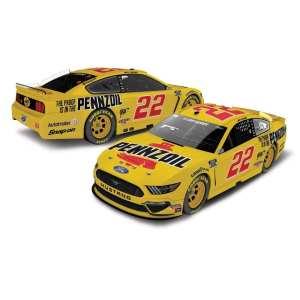 NASCAR 2020 - JOEY LOGANO 2020 PENNZOIL 1:64 ARC DIECAST