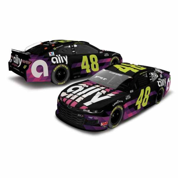 NASCAR 2020 - JIMMIE JOHNSON 2020 ALLY 1:24 ELITE DIECAST