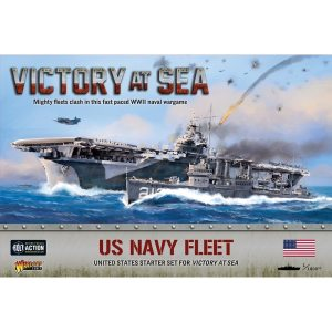 Victory at Sea - US Navy fleet