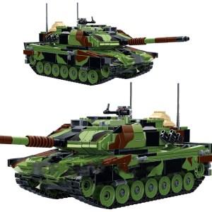 Leopard 2A6 - 1 043 pièces