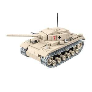 Panzer III - 711 pièces