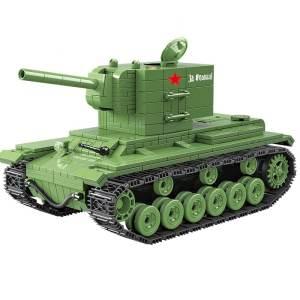 KV-2 - 818 pièces