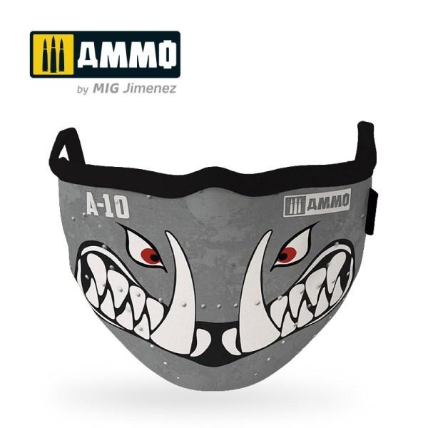 A10 Warthog AMMO Face Mask