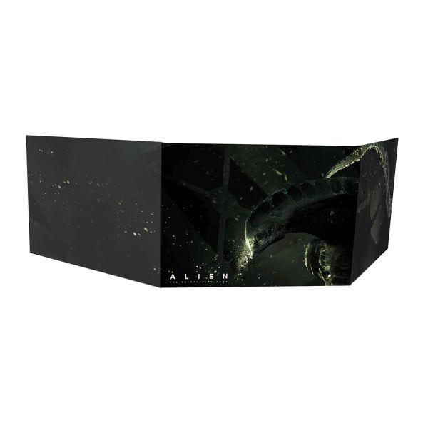 Alien, le jeu de rôle – Ecran de jeu