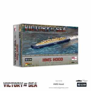 Victory at Sea - HMS Hood