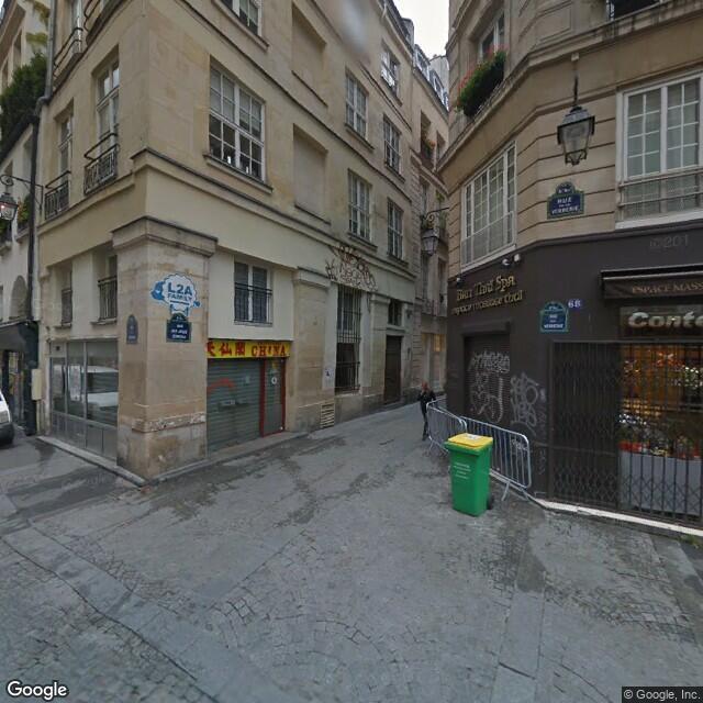 parking 83 rue de la verrerie 75004 paris france