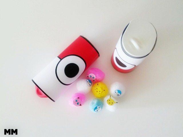 DIY – PomponMON GO!