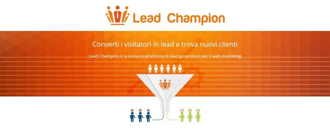 lead champion