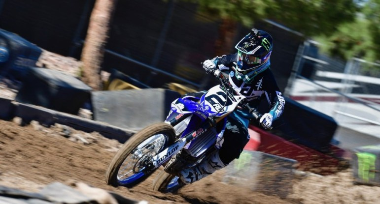 Images from the 2018 Monster Cup event in Las Vegas, Nevada