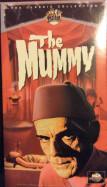 MUMMY-VHS