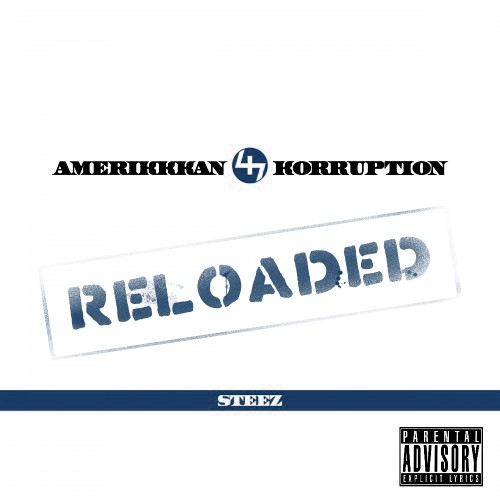 amerikkkan korruption reloaded cover
