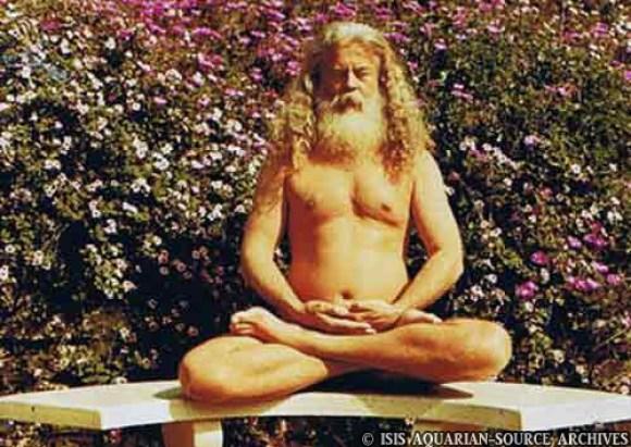 father yod naked lotus marked