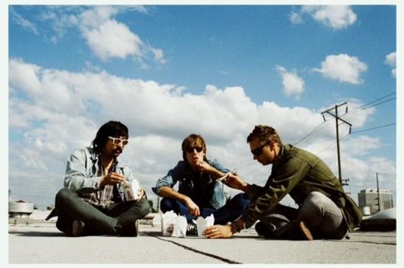 MISTER HEAVENLY [L to R] - Honus, Nick Thorburn (Islands, Unicorns), & Joe Plummer (Modest Mouse, Shins)