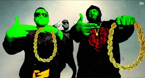 run the jewels video chains