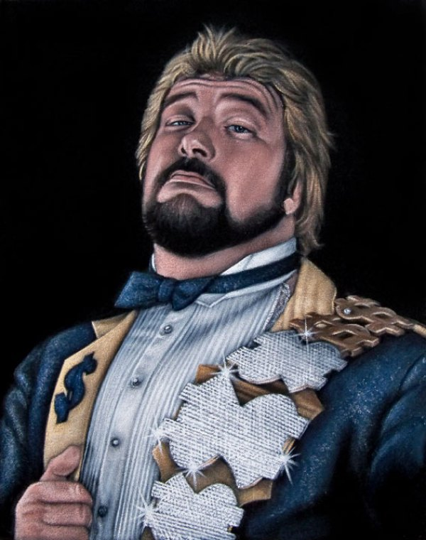 """The Million Dollar Man"" - Ted DiBiase"