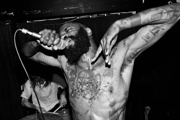 Death Grips play the Captain's Rest
