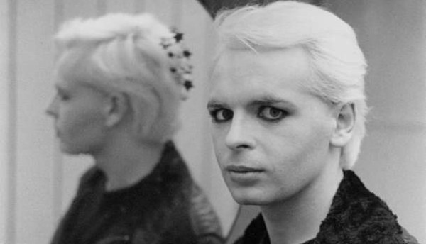 Numan back in the early days