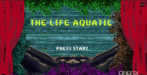 life aquatic game