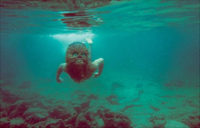 Aqua Man I
