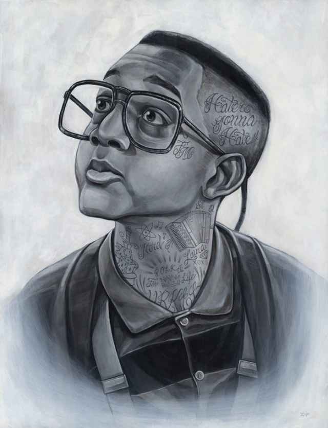 Ryan Milner Steve 'The Q' Urkel