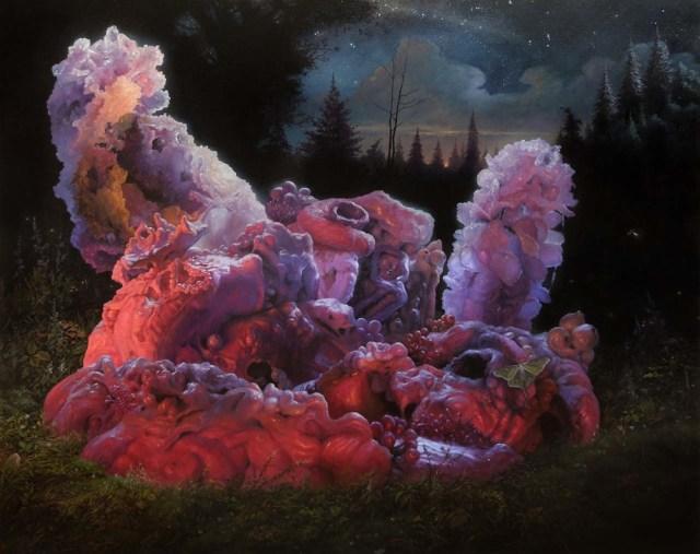 "Adrian Cox - ""Borderlands (Observatory)"""