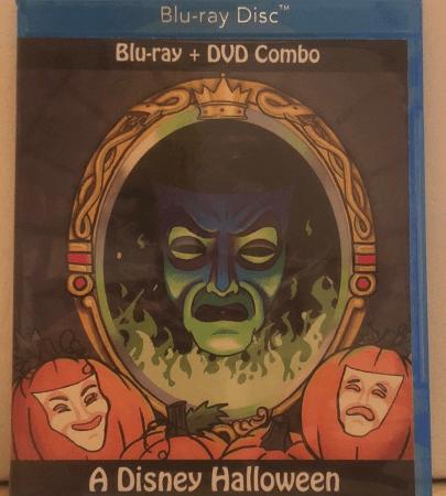 A Disney Halloween on Blu-ray DVD Combo Set