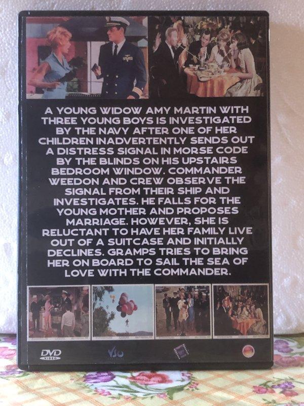 A Ticklish Affair DVD Shirley Jones, Red Buttons