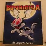 Bunnicula The Complete Series 3 Seasons with 104 Episodes on 6 Blu-ray Discs in 1080p HD